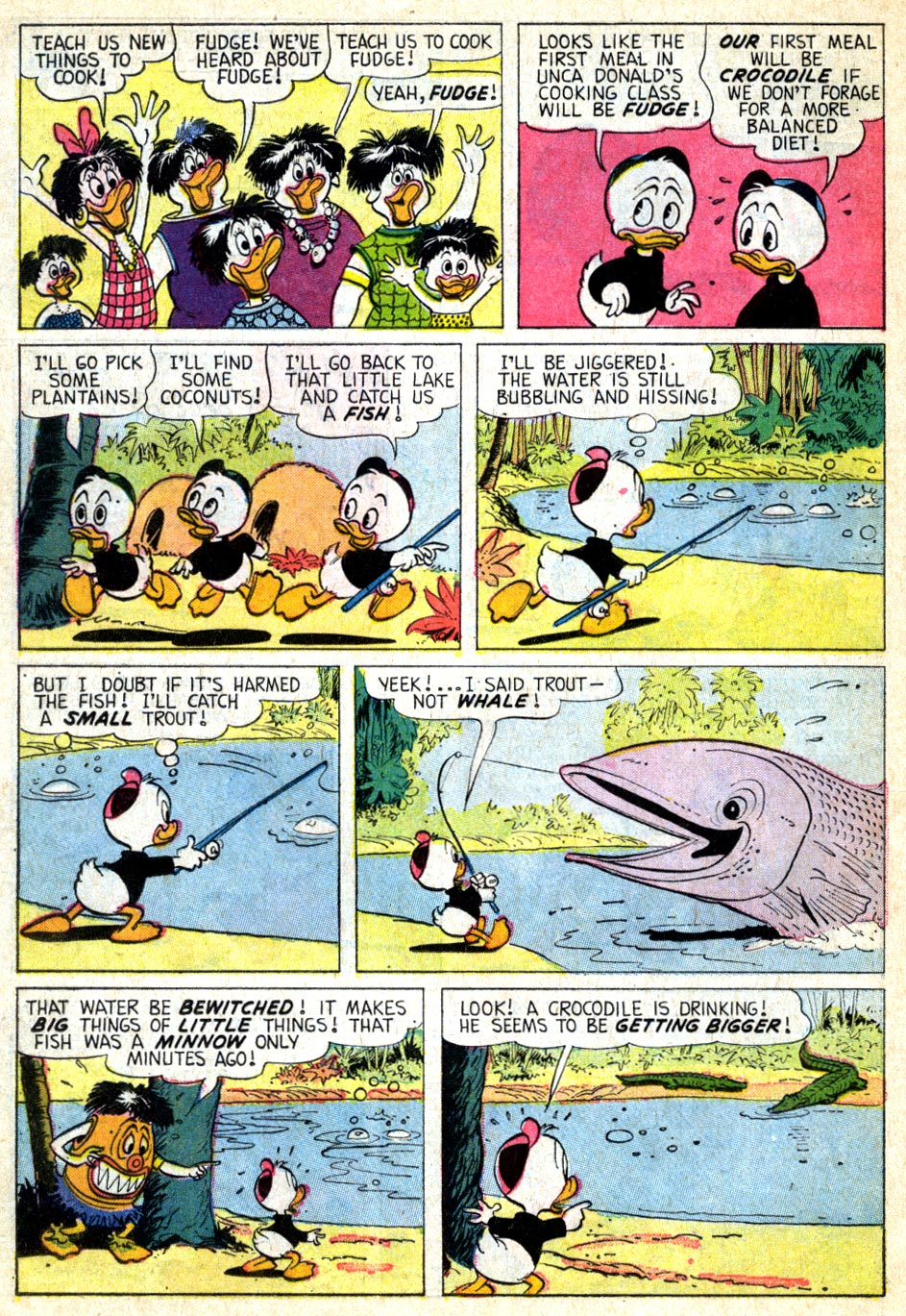 Uncle Scrooge (1953) Issue #39 #39 - English 16