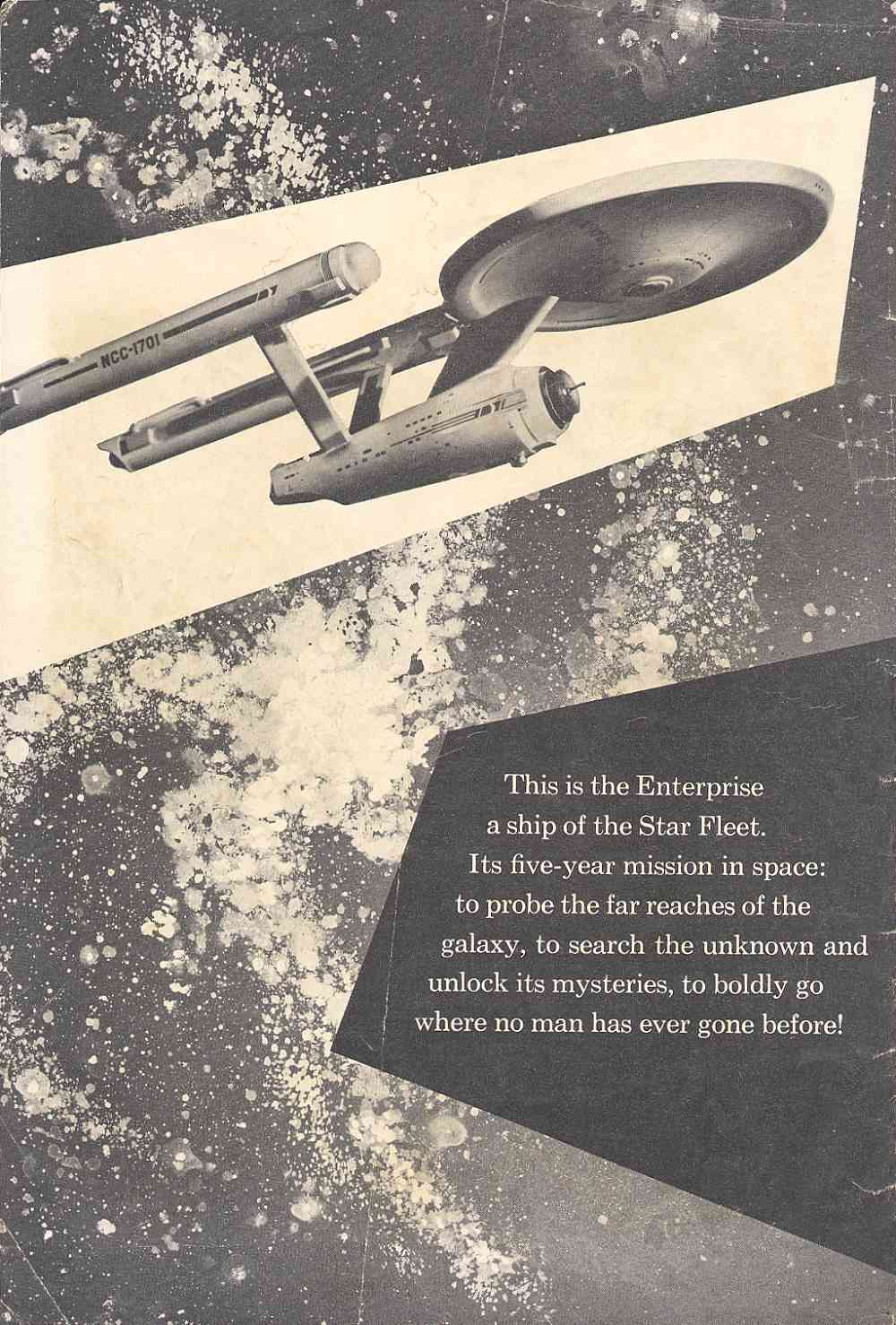 Star Trek (1967) Issue #1 #1 - English 2