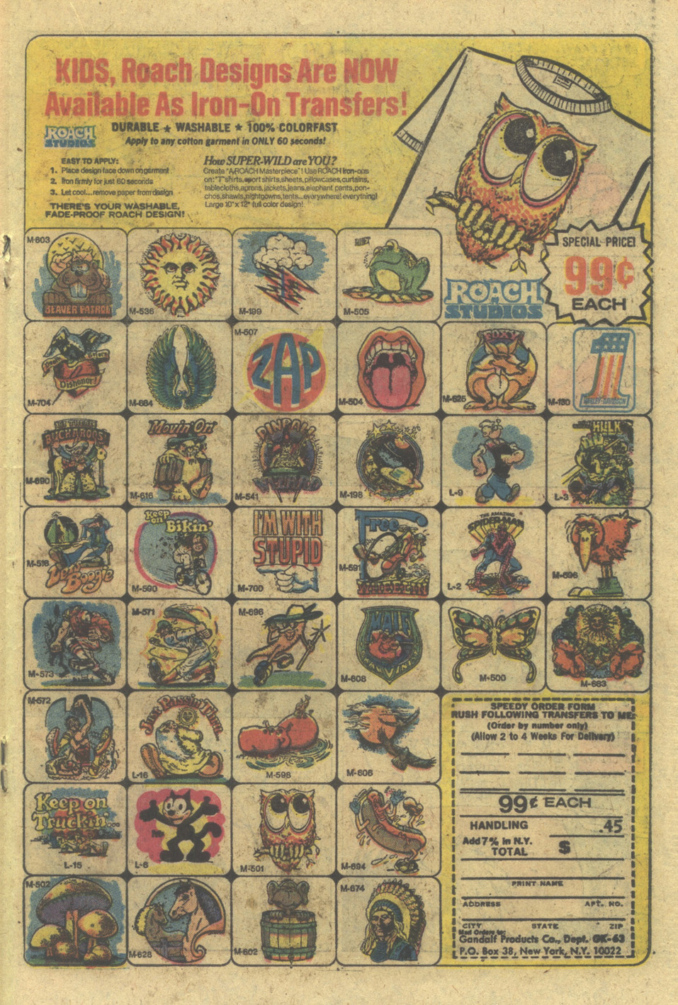 Uncle Scrooge (1953) Issue #128 #128 - English 19