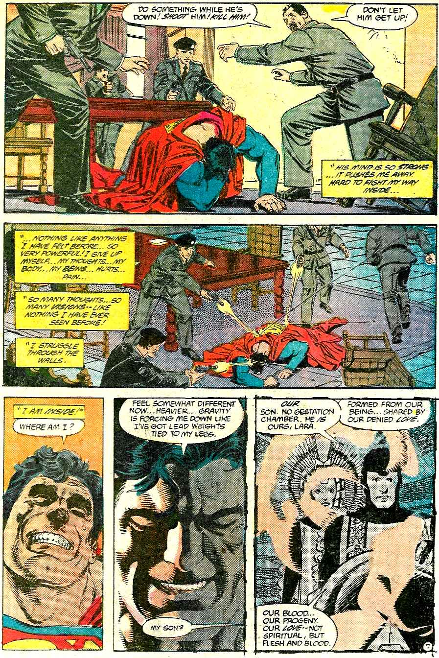 Adventures of Superman (1987) 427 Page 6