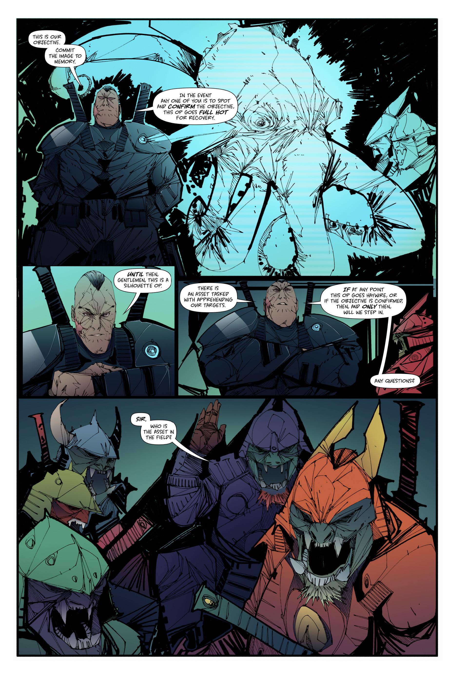 Read online Scrimshaw comic -  Issue #3 - 17