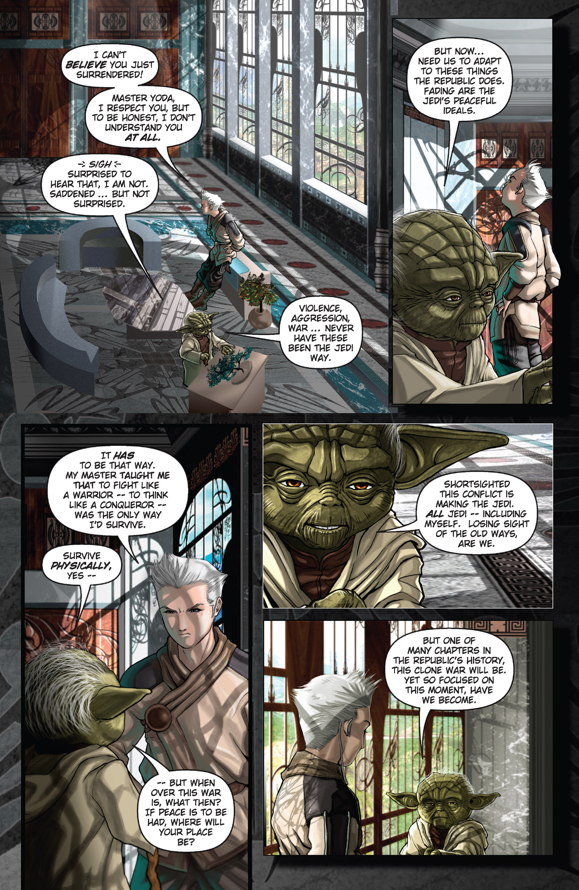 Star Wars Legends Epic Collection: The Clone Wars chap 2 pic 163