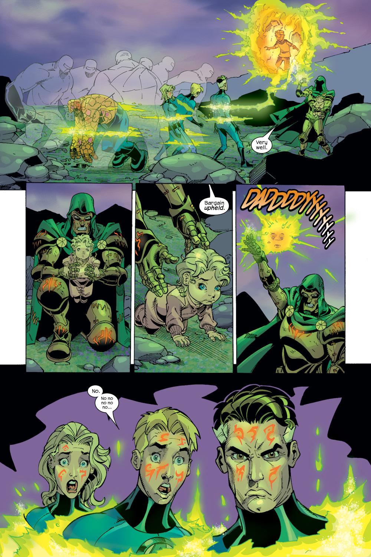 Fantastic Four (1998) #70 #74 - English 15
