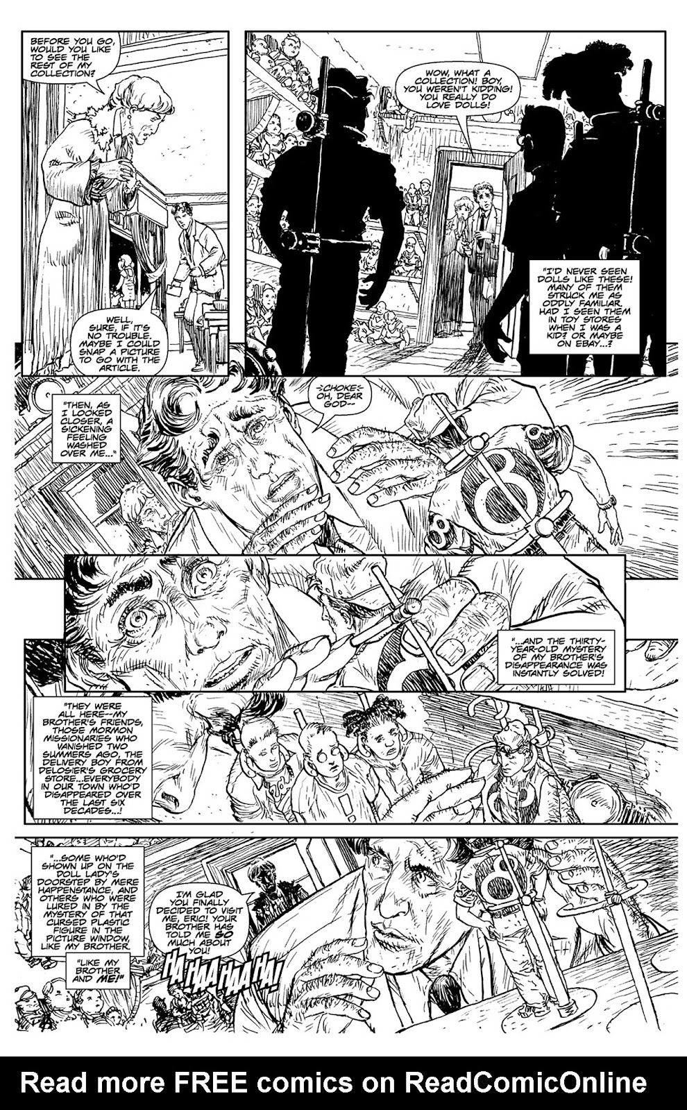 Creepy (2009) Issue #4 #4 - English 11