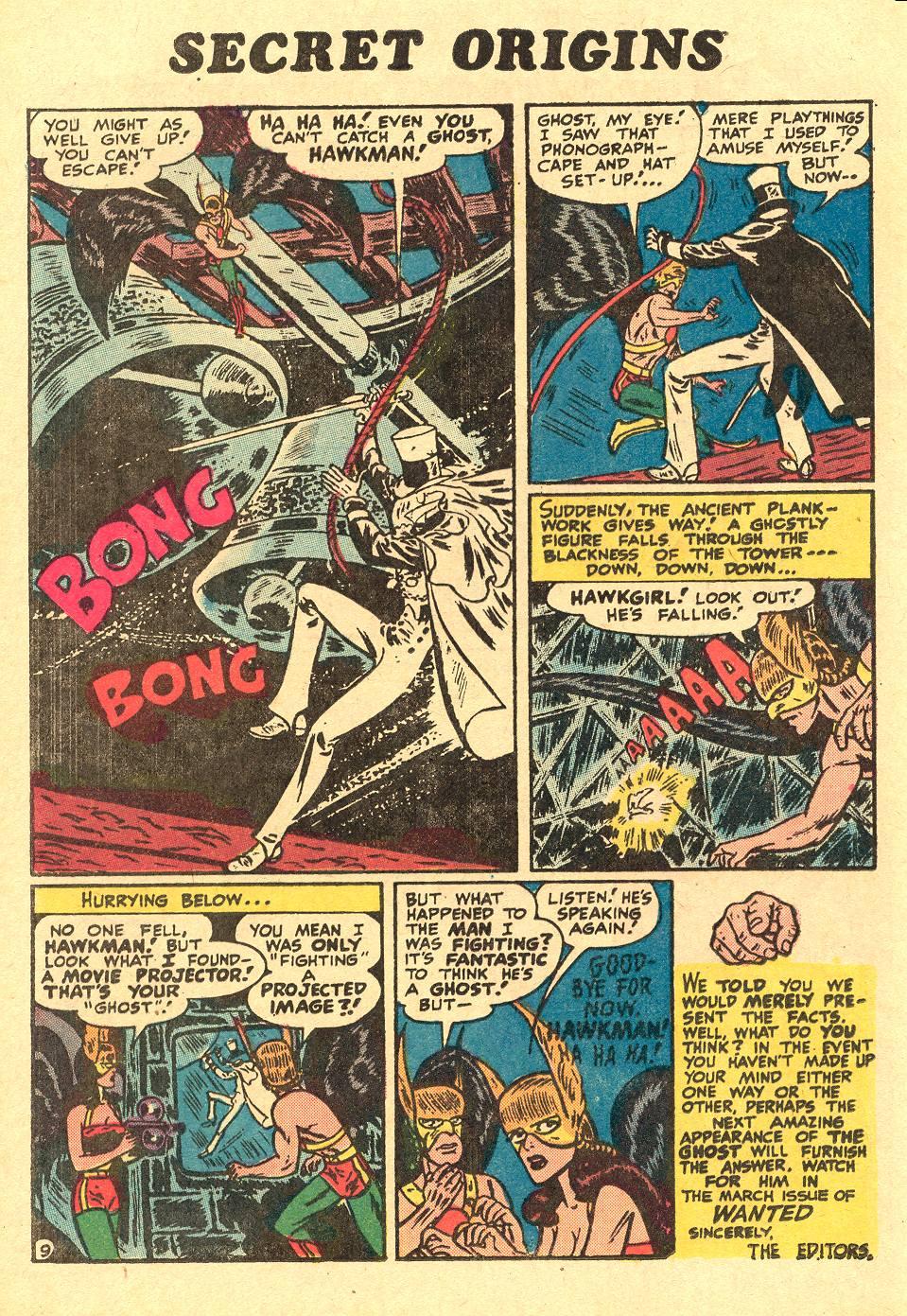 Read online Secret Origins (1973) comic -  Issue #1 - 16