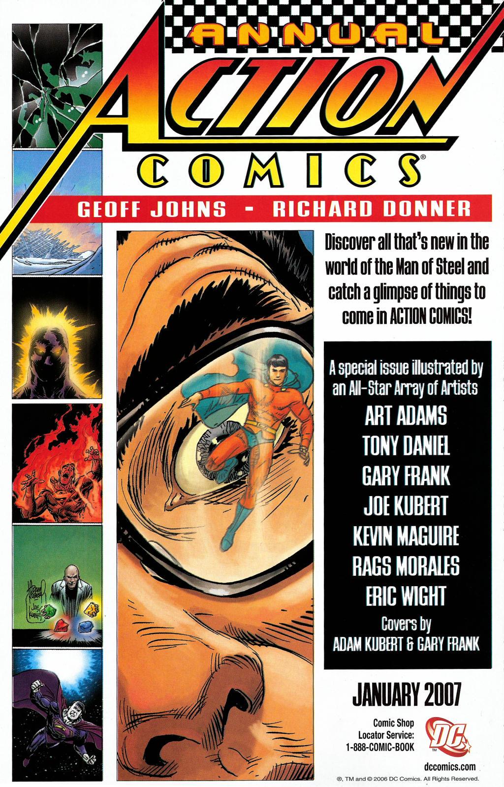 Read online Martian Manhunter (2006) comic -  Issue #5 - 32