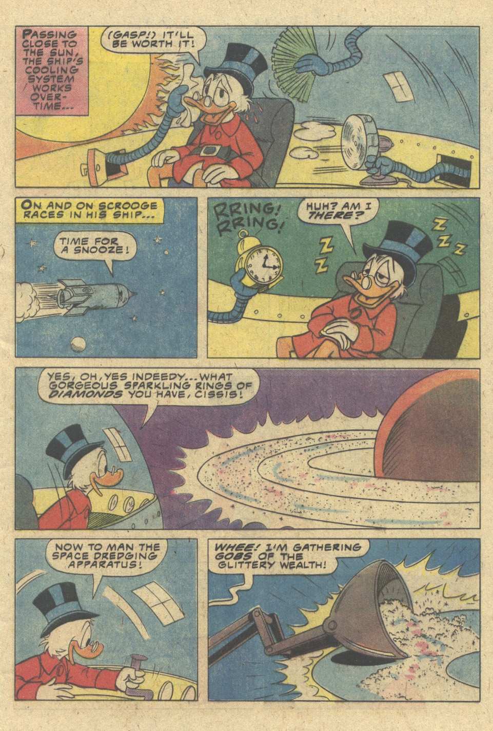 Uncle Scrooge (1953) Issue #188 #188 - English 9