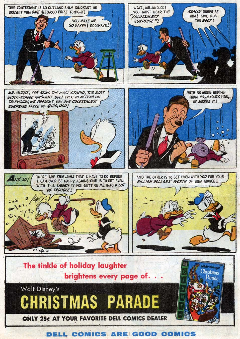 Uncle Scrooge (1953) Issue #16 #16 - English 34