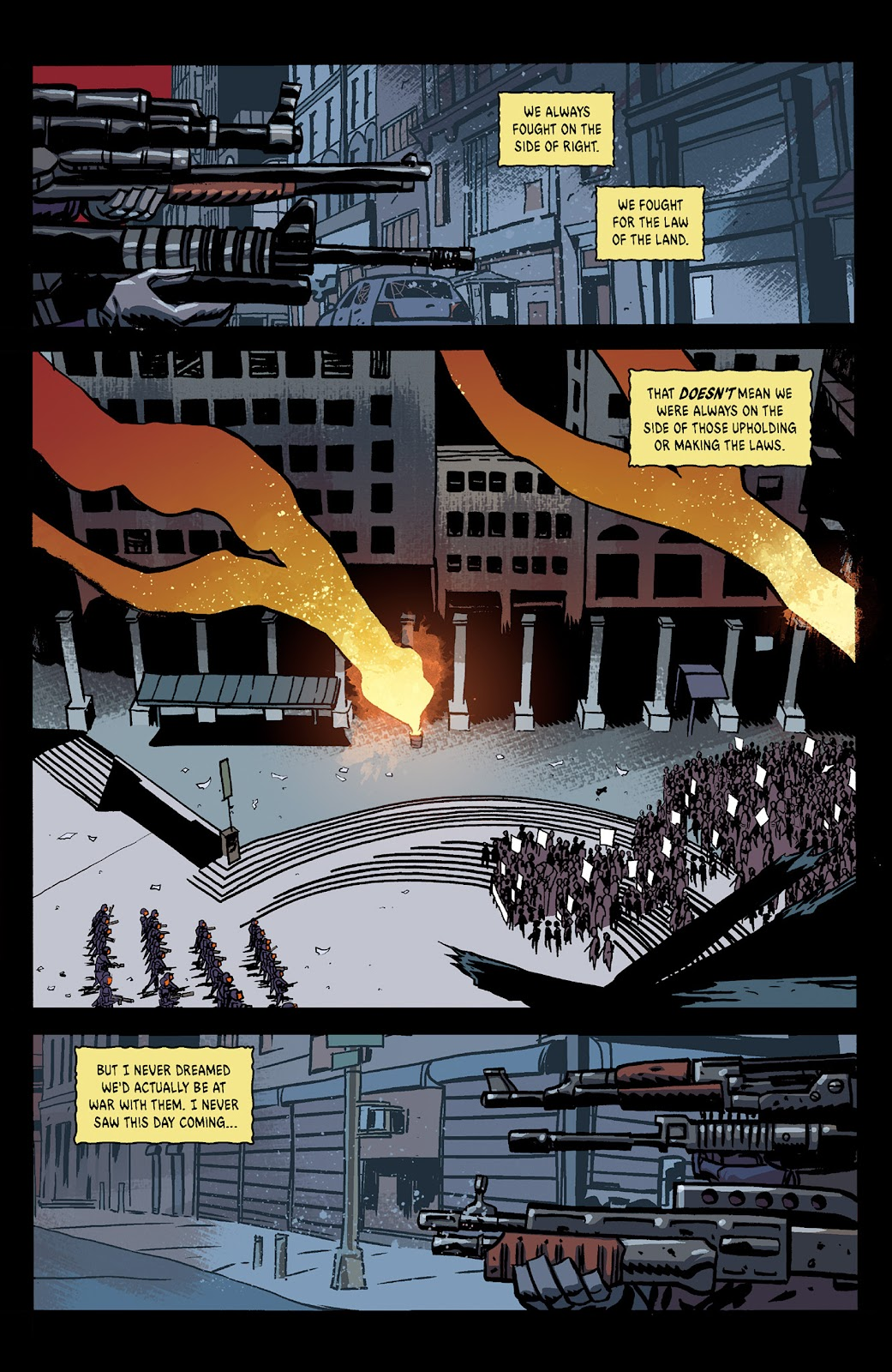 The Victories (2013) Issue #11 Page 7