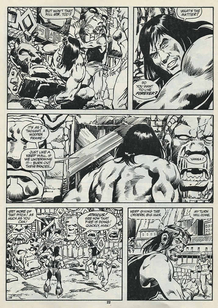 The Savage Sword Of Conan Issue #182 #183 - English 24