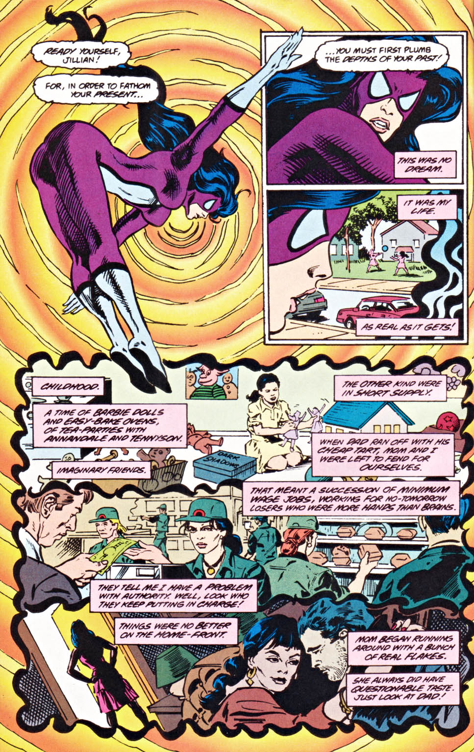 Read online Secret Defenders comic -  Issue #22 - 6