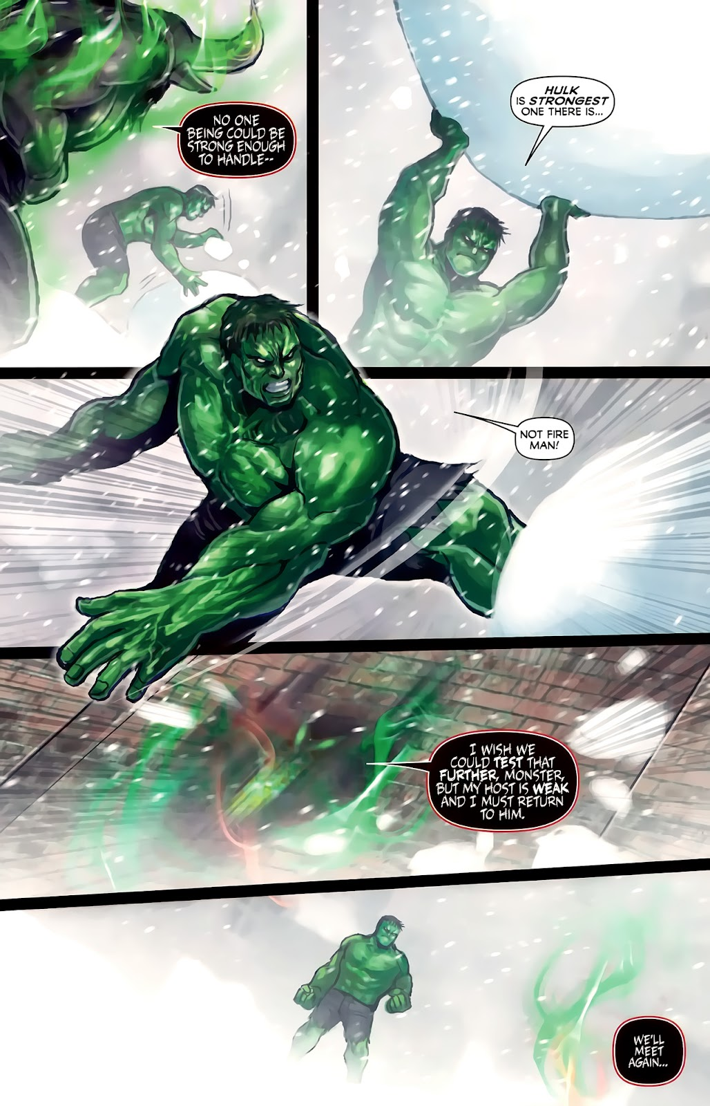 Incredible Hulks (2010) Issue #621 #11 - English 31