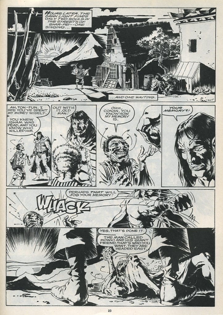 The Savage Sword Of Conan Issue #175 #176 - English 25