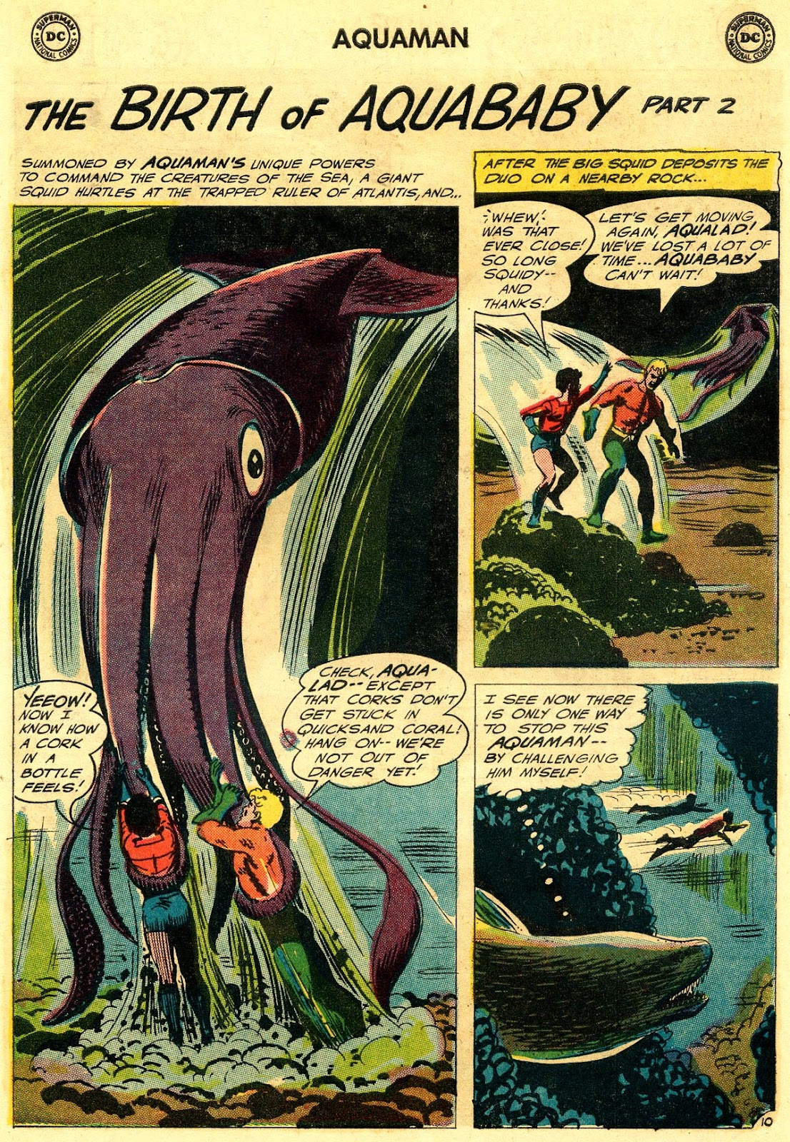 Aquaman (1962) Issue #23 #23 - English 15