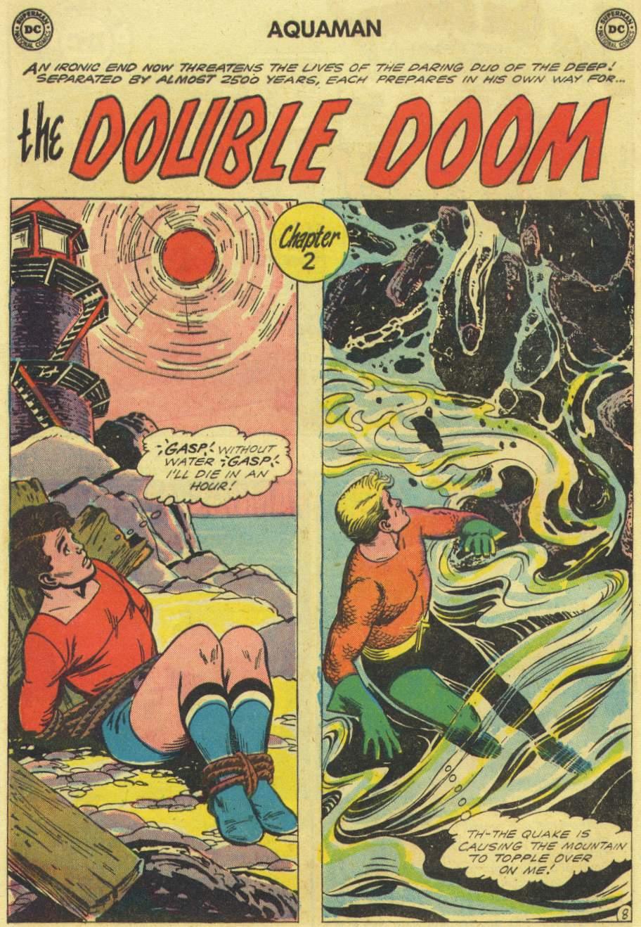 Aquaman (1962) Issue #3 #3 - English 12