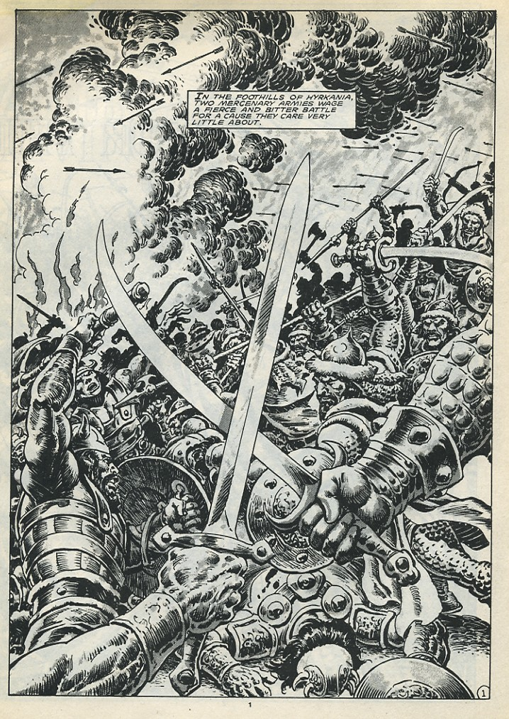 The Savage Sword Of Conan Issue #173 #174 - English 3