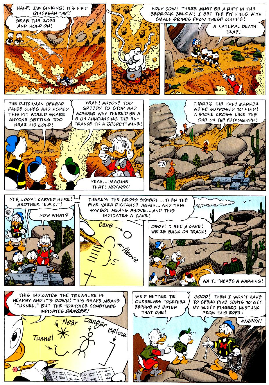 Uncle Scrooge (1953) Issue #319 #319 - English 12