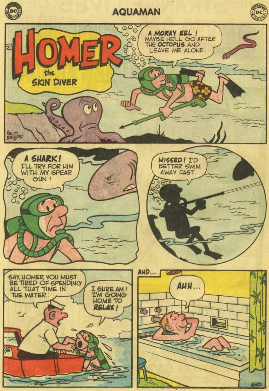 Aquaman (1962) Issue #10 #10 - English 12