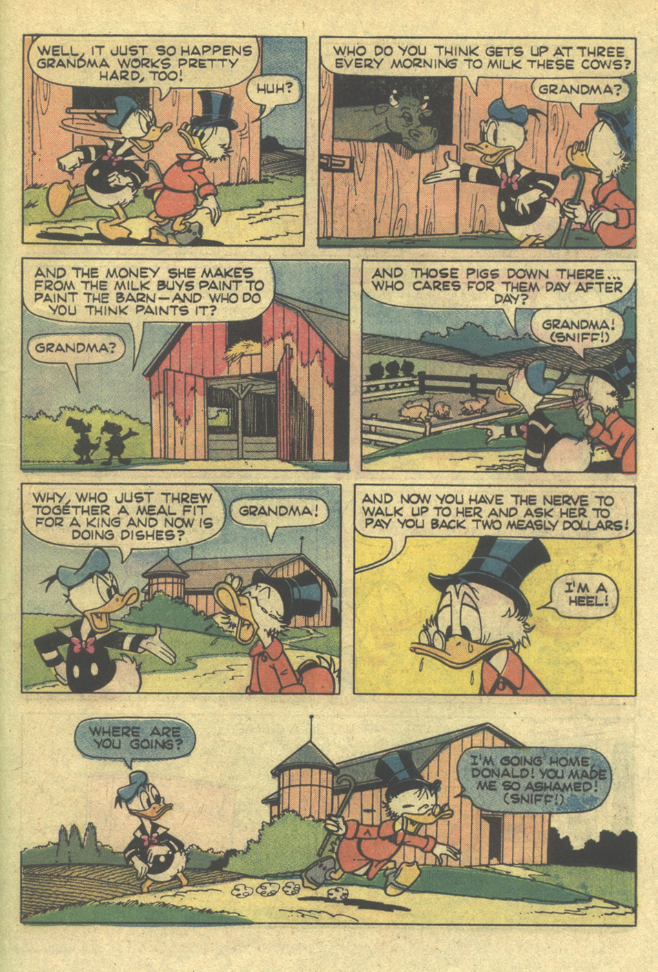 Uncle Scrooge (1953) Issue #115 #115 - English 31