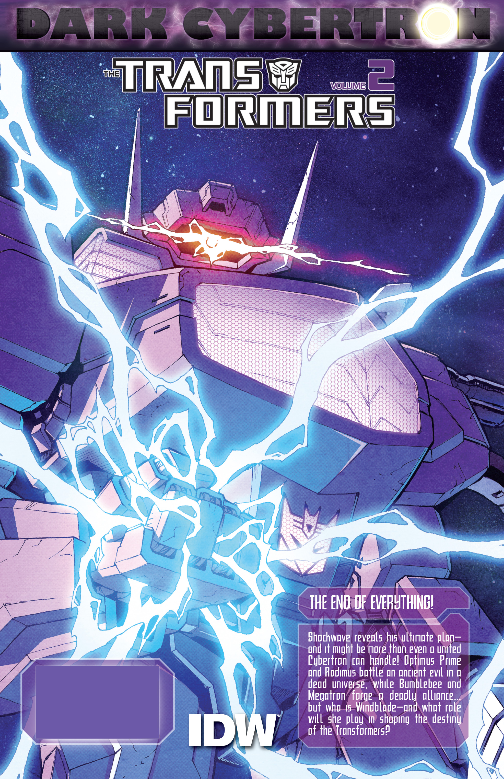 Read online The Transformers: Dark Cybertron Finale comic -  Issue # Full - 158