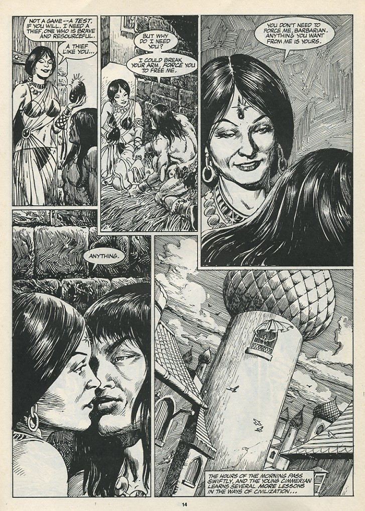 The Savage Sword Of Conan Issue #174 #175 - English 16