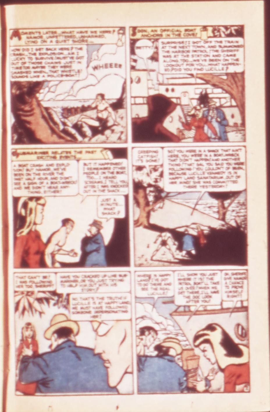 Sub-Mariner Comics Issue #19 #19 - English 21