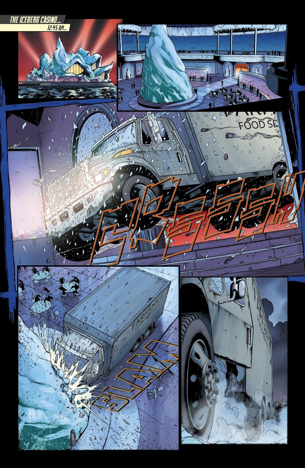 Batman (2011) Annual 1 #11 - English 12