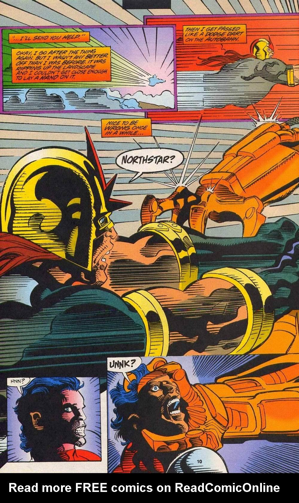 Read online Secret Defenders comic -  Issue #11 - 8