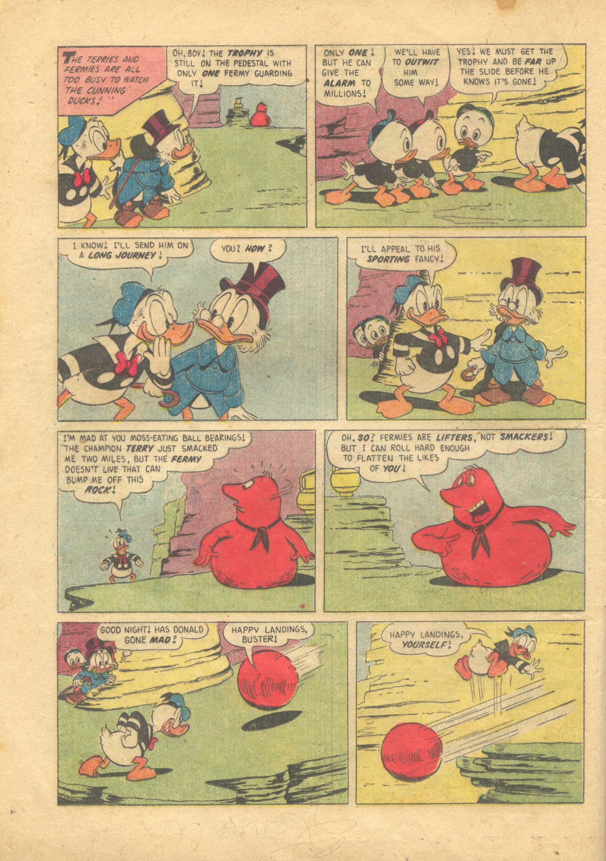 Uncle Scrooge (1953) #13 #392 - English 20