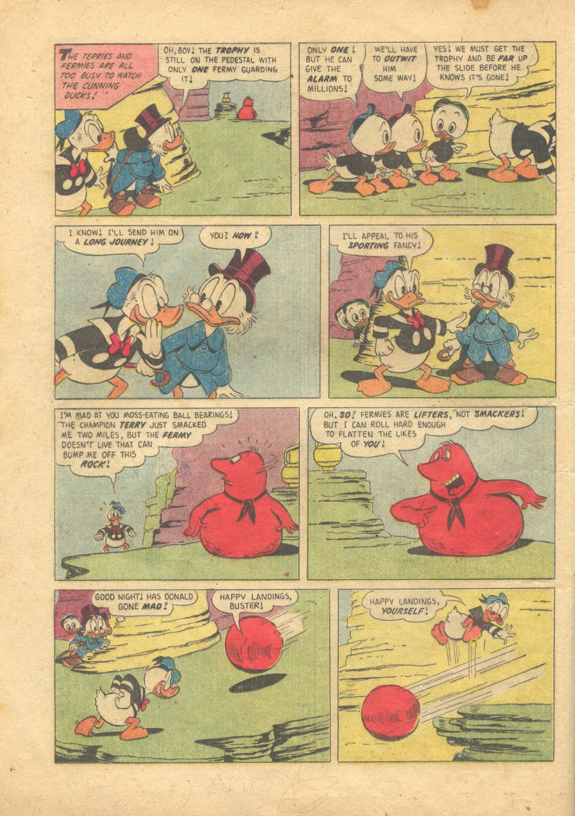 Uncle Scrooge (1953) Issue #13 #13 - English 20