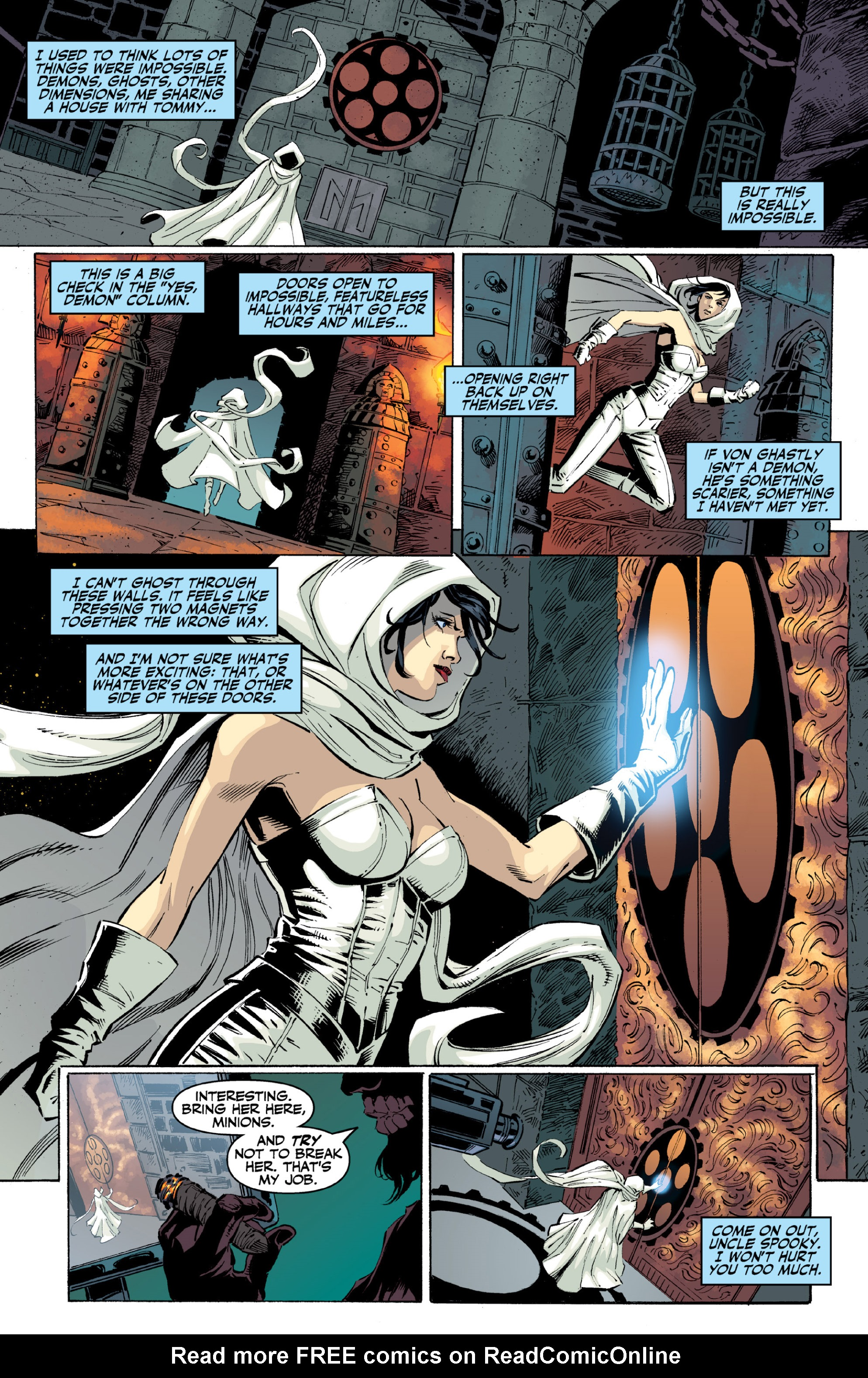 Read online Ghost (2013) comic -  Issue # TPB 2 - 24