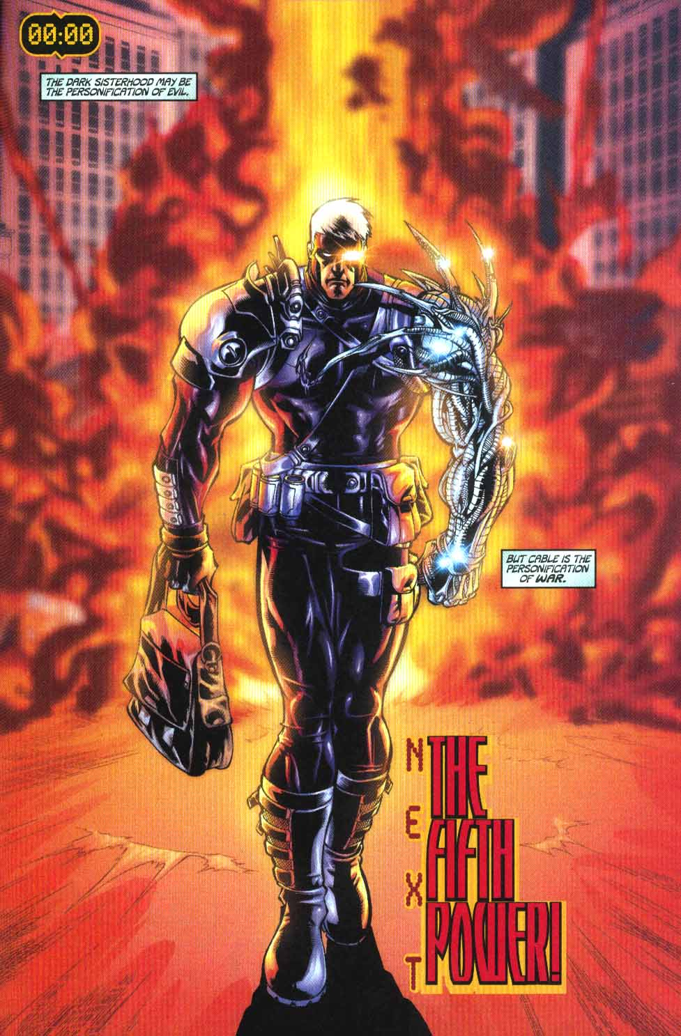 Cable (1993) 90 Page 23
