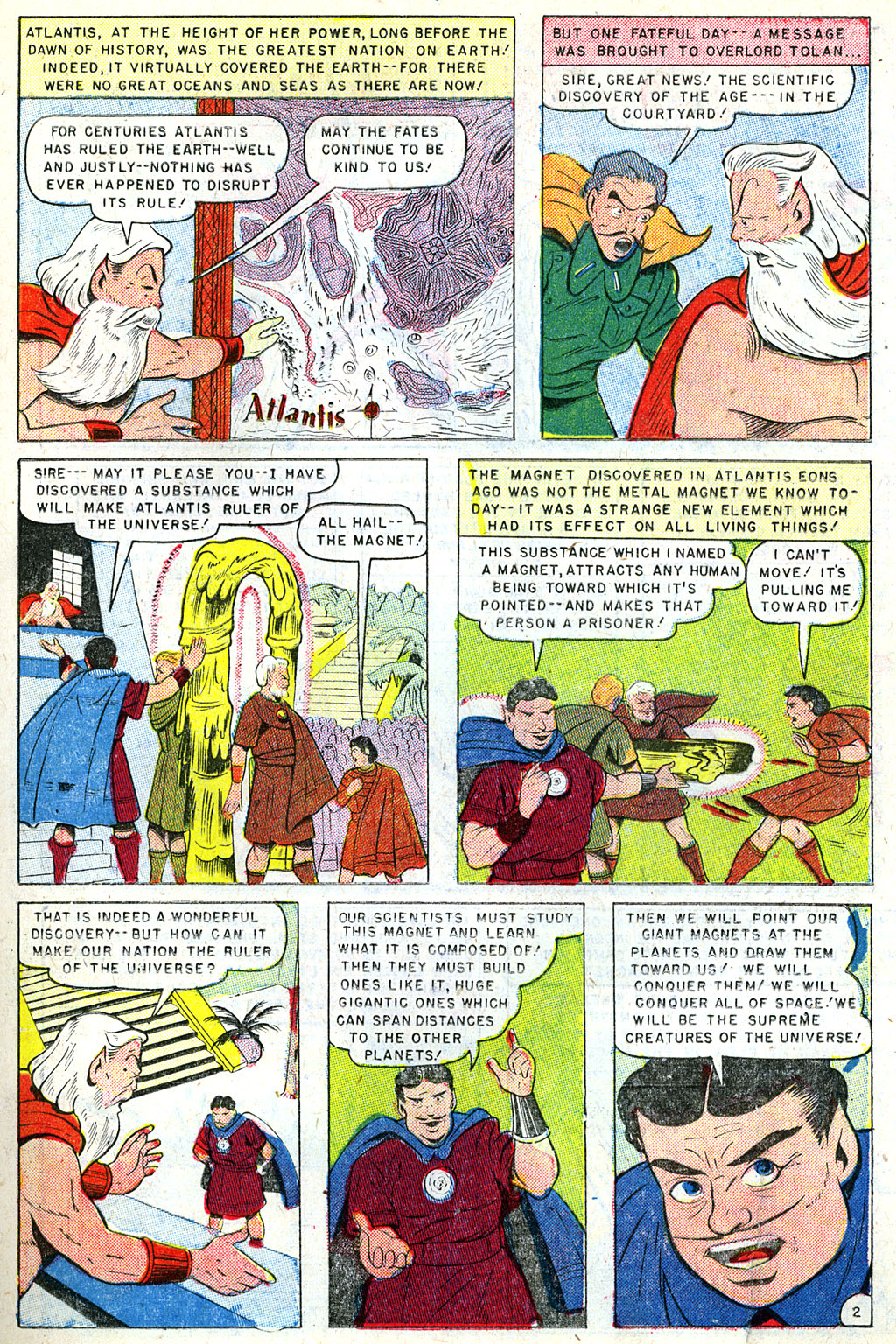 Sub-Mariner Comics #31 #31 - English 10