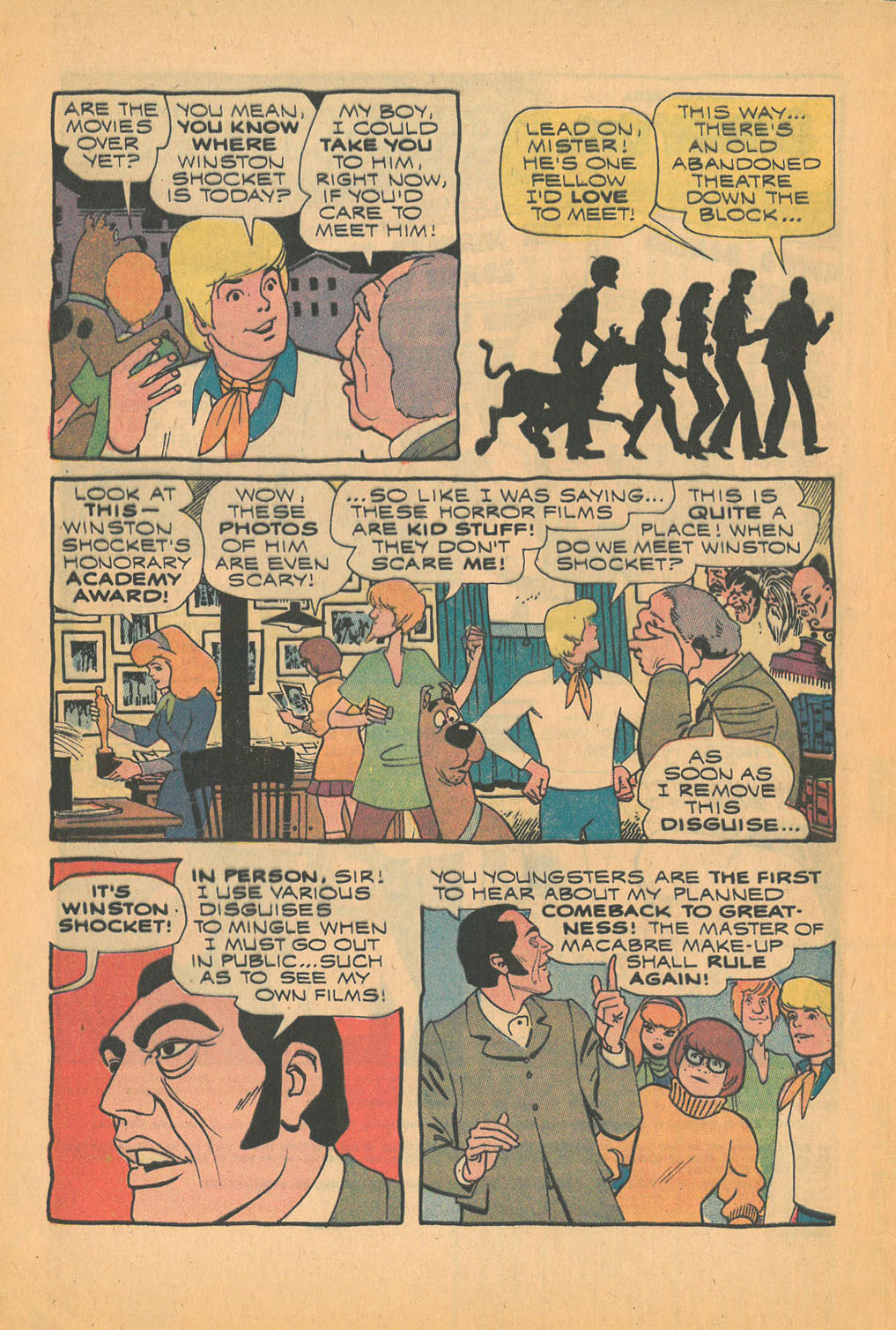 Read online Scooby-Doo... Mystery Comics comic -  Issue #21 - 4
