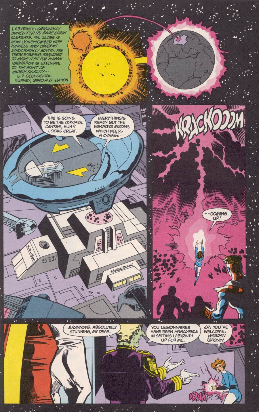 Tales of the Legion Issue #347 #34 - English 16