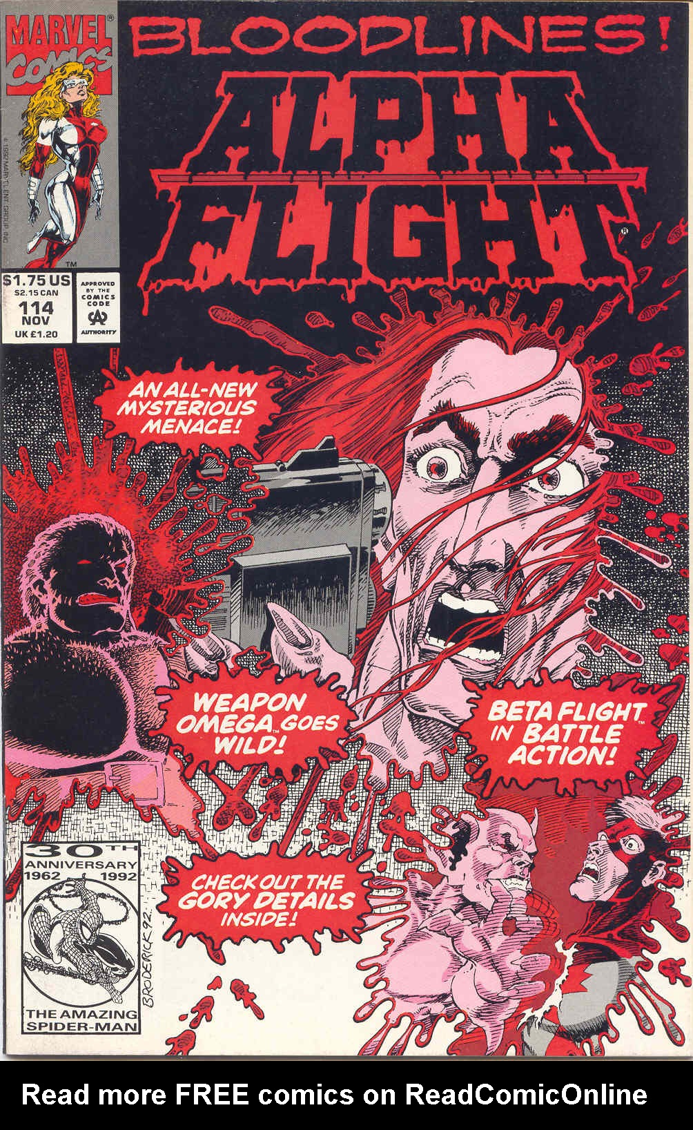 Alpha Flight (1983) 114 Page 1
