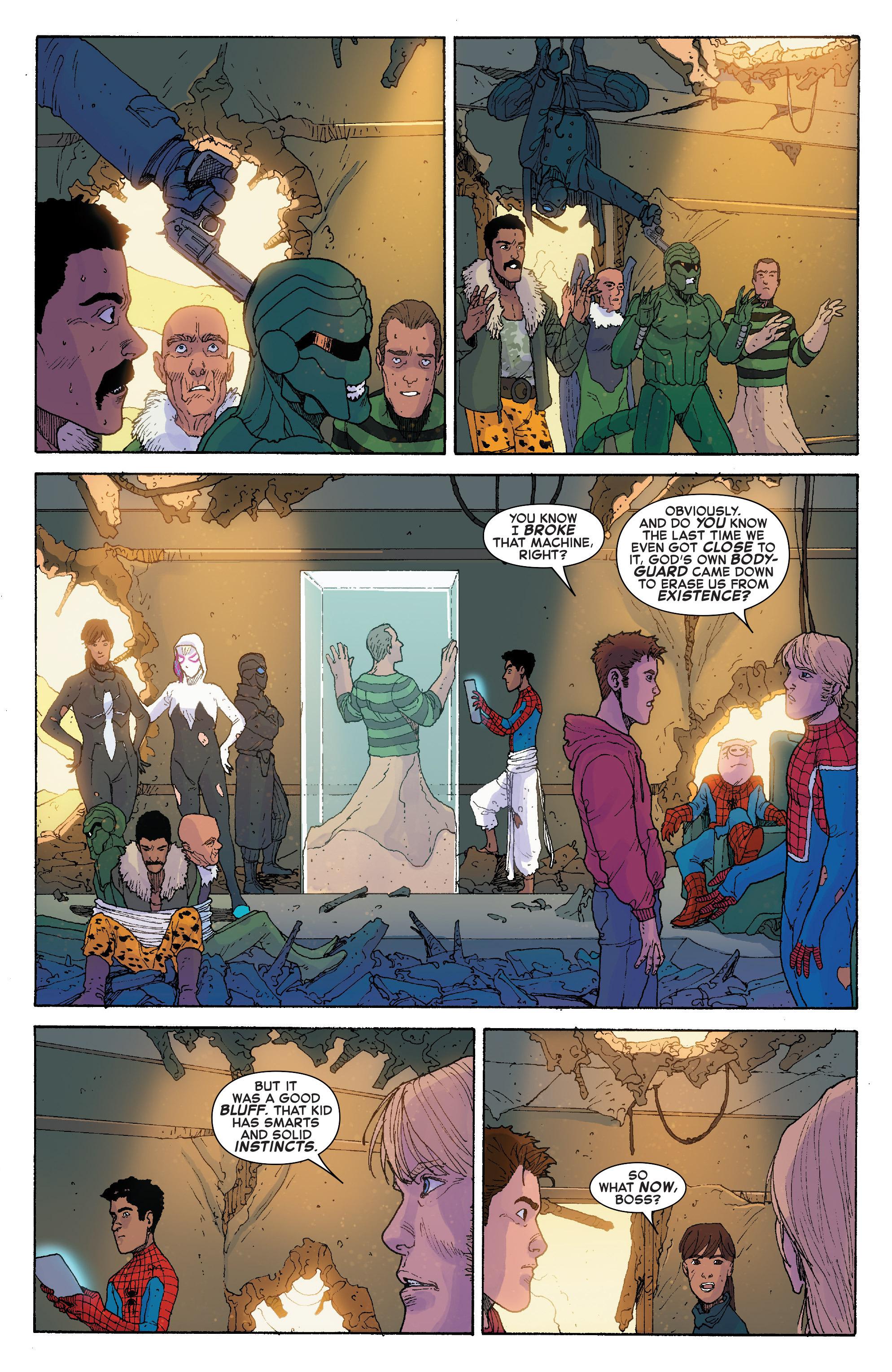 Read online Spider-Verse [II] comic -  Issue #5 - 20