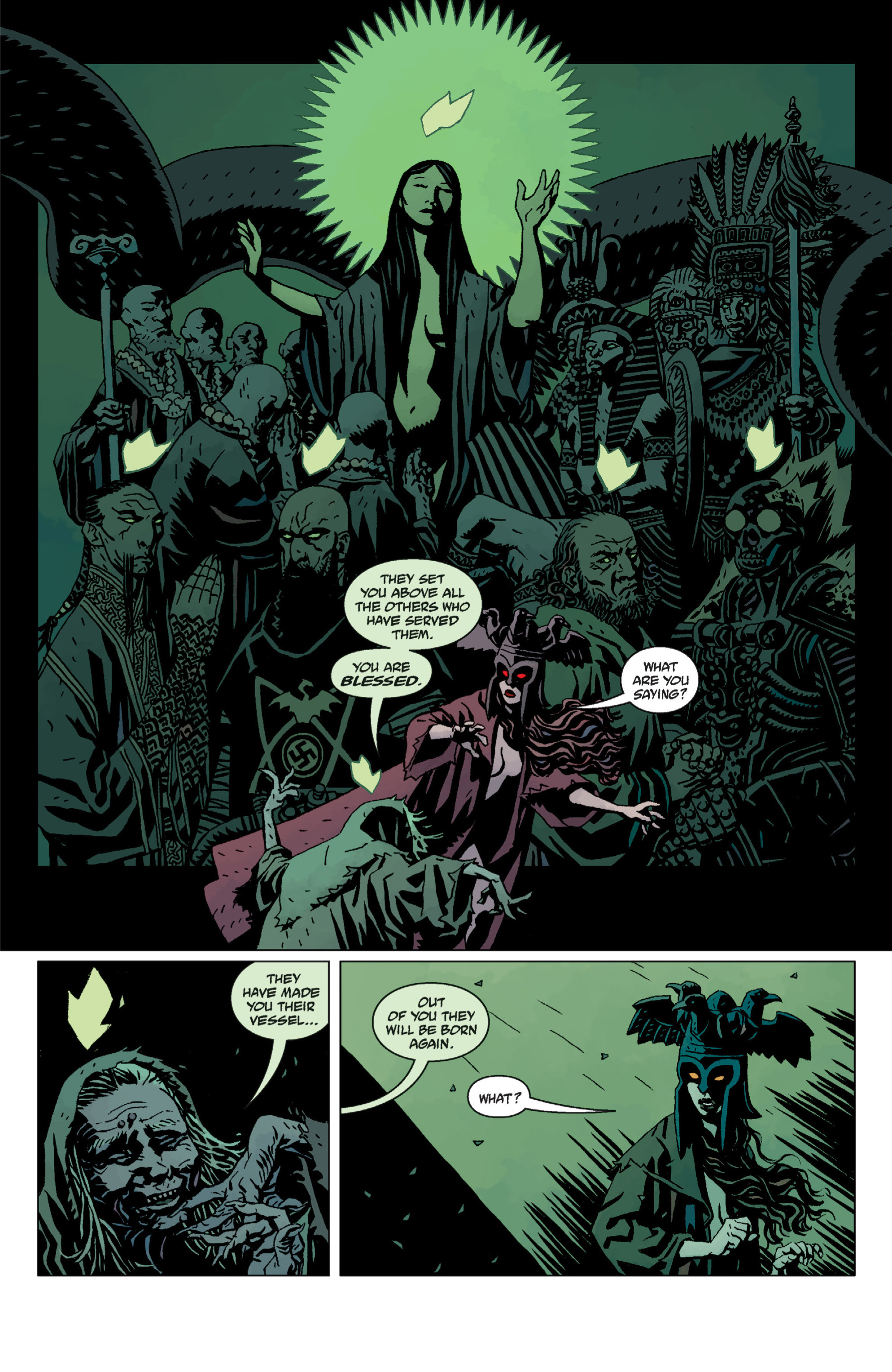 Hellboy chap 12 pic 82