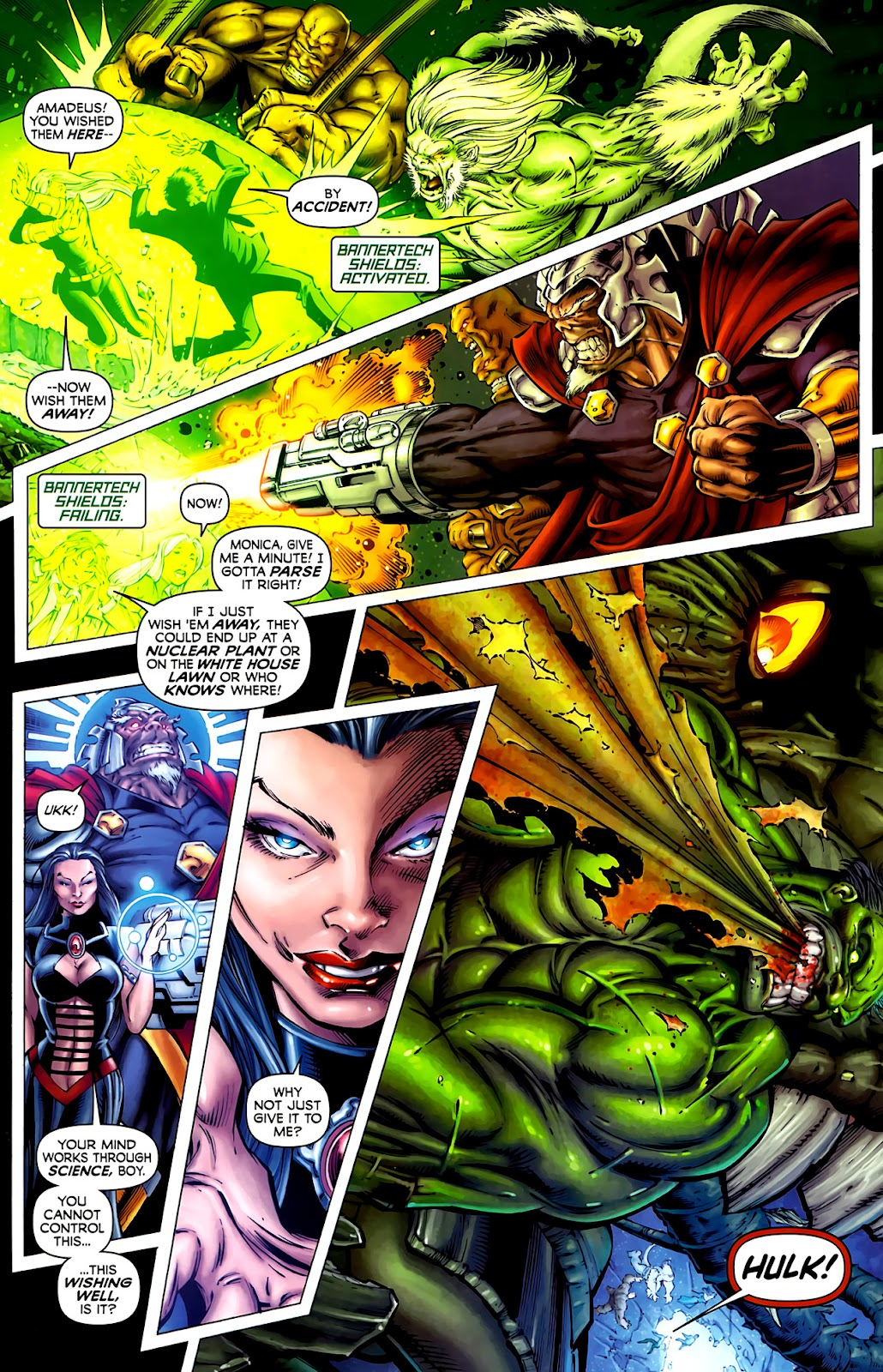 Incredible Hulks (2010) Issue #631 #21 - English 6