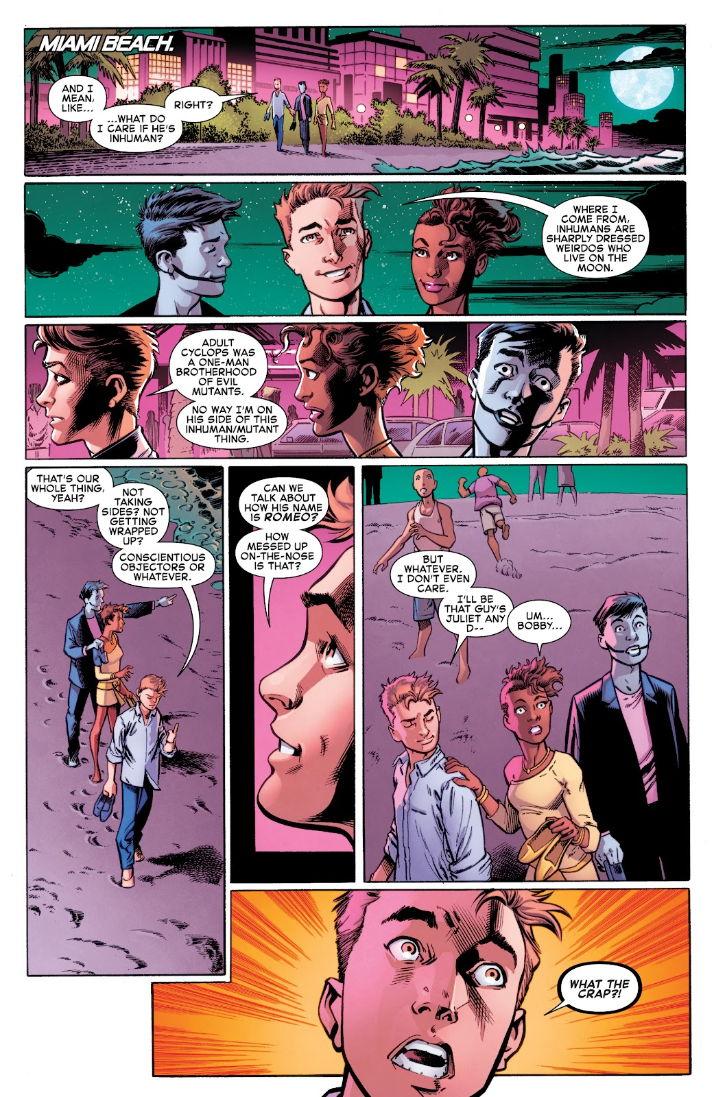 All-New X-Men (2016) Issue #15 #17 - English 5