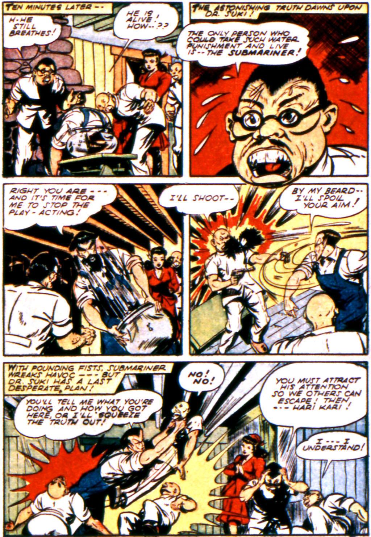 Sub-Mariner Comics Issue #11 #11 - English 31