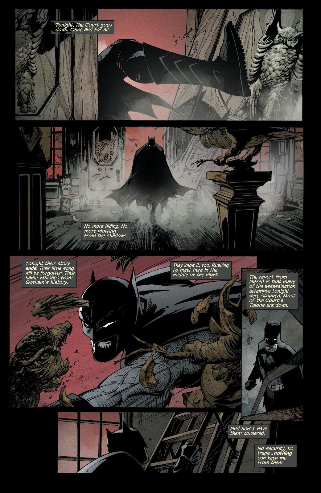 Batman (2011) _TPB 2 #2 - English 101