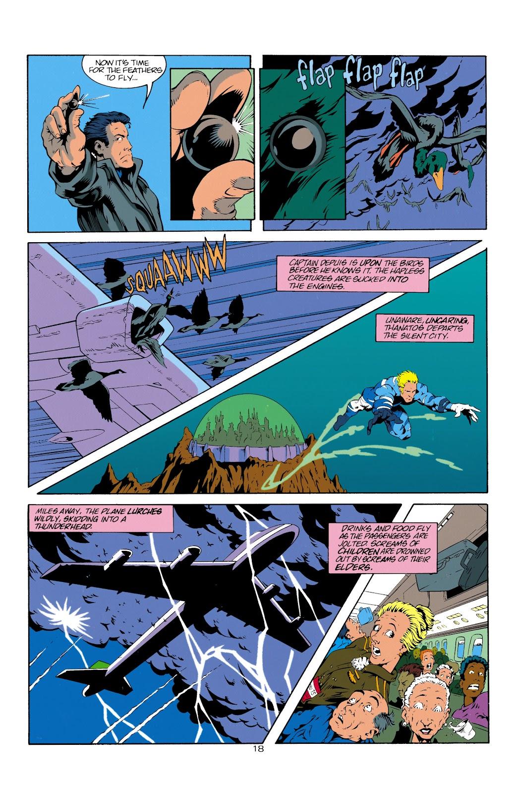 Aquaman (1994) Issue #14 #20 - English 19