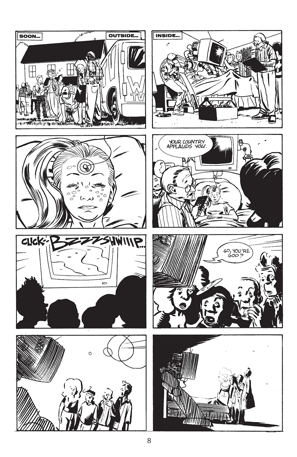 Stray Bullets Issue #6 #6 - English 10