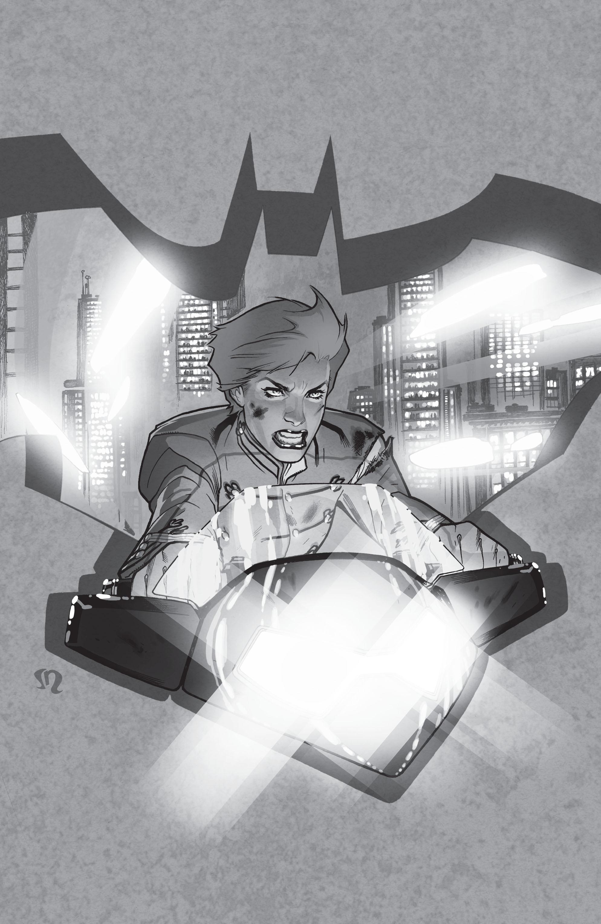 DC Comics: Zero Year chap tpb pic 143