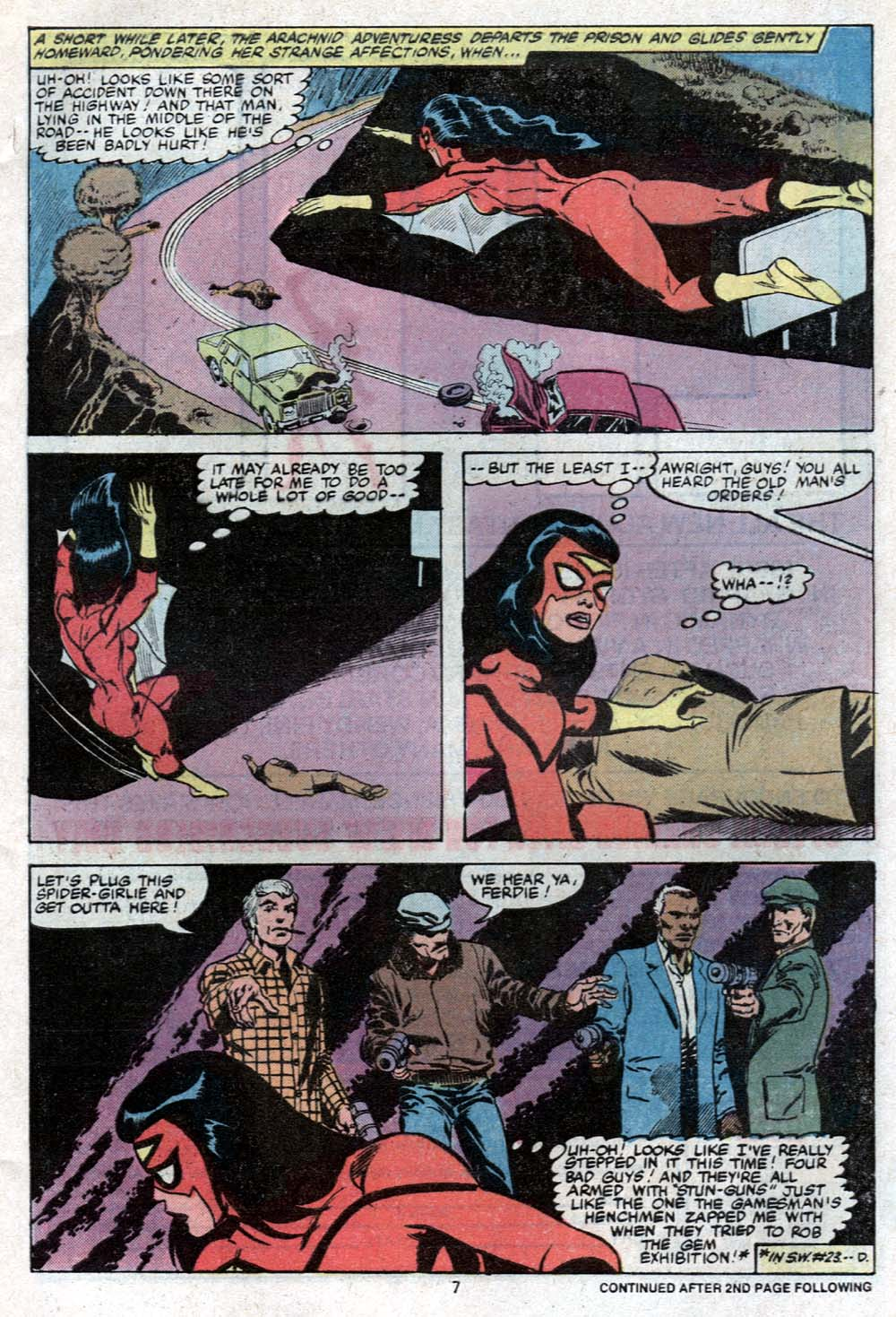 Spider-Woman (1978) Issue #24 #24 - English 6