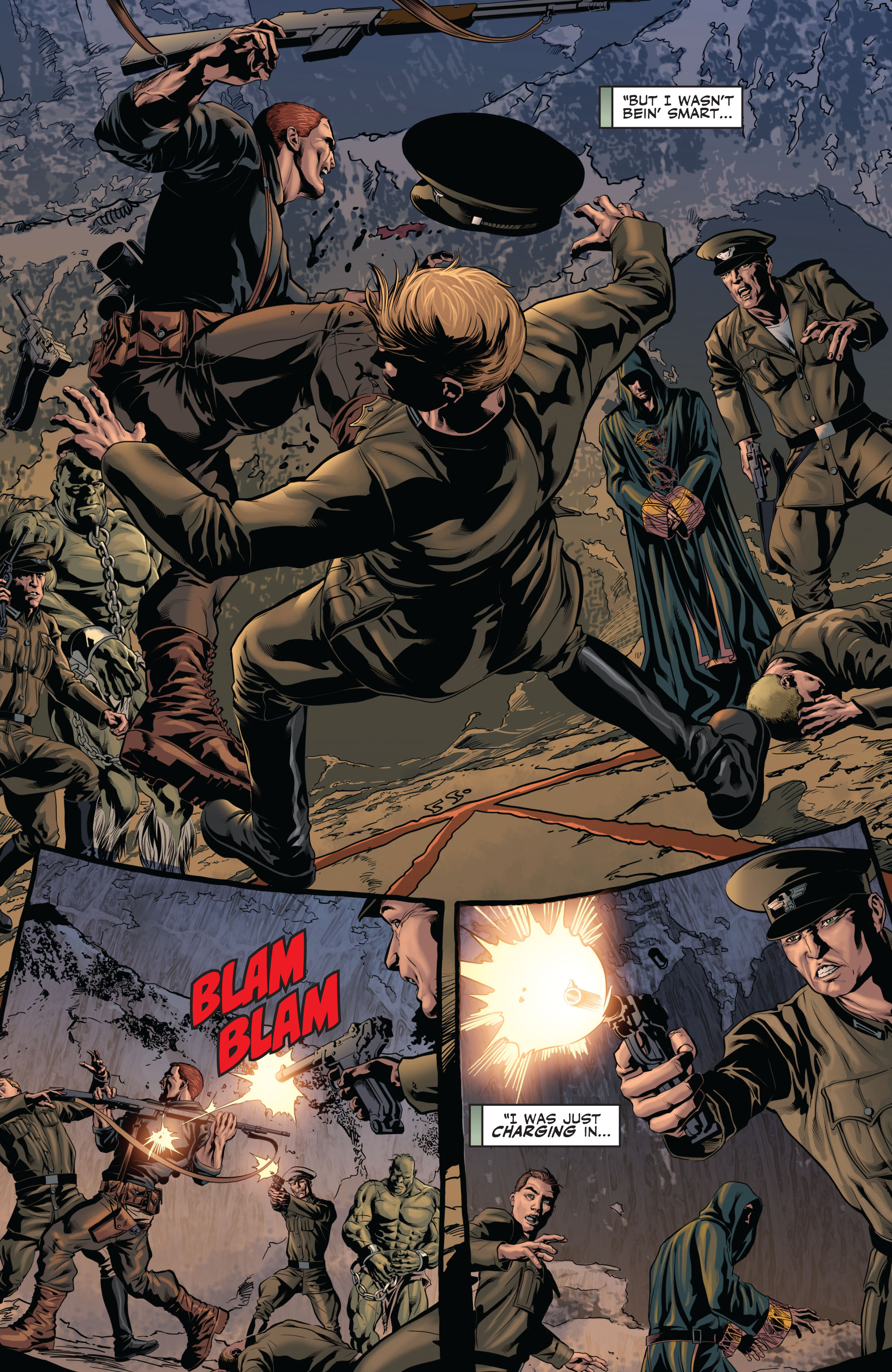 Read online Secret Avengers (2010) comic -  Issue #12 - 14