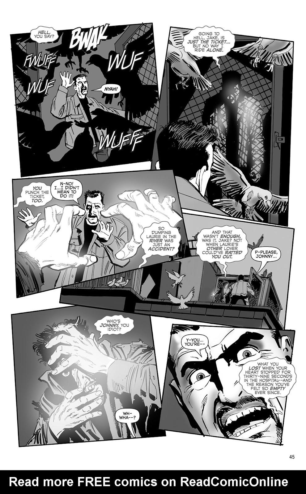 Creepy (2009) Issue #5 #5 - English 47