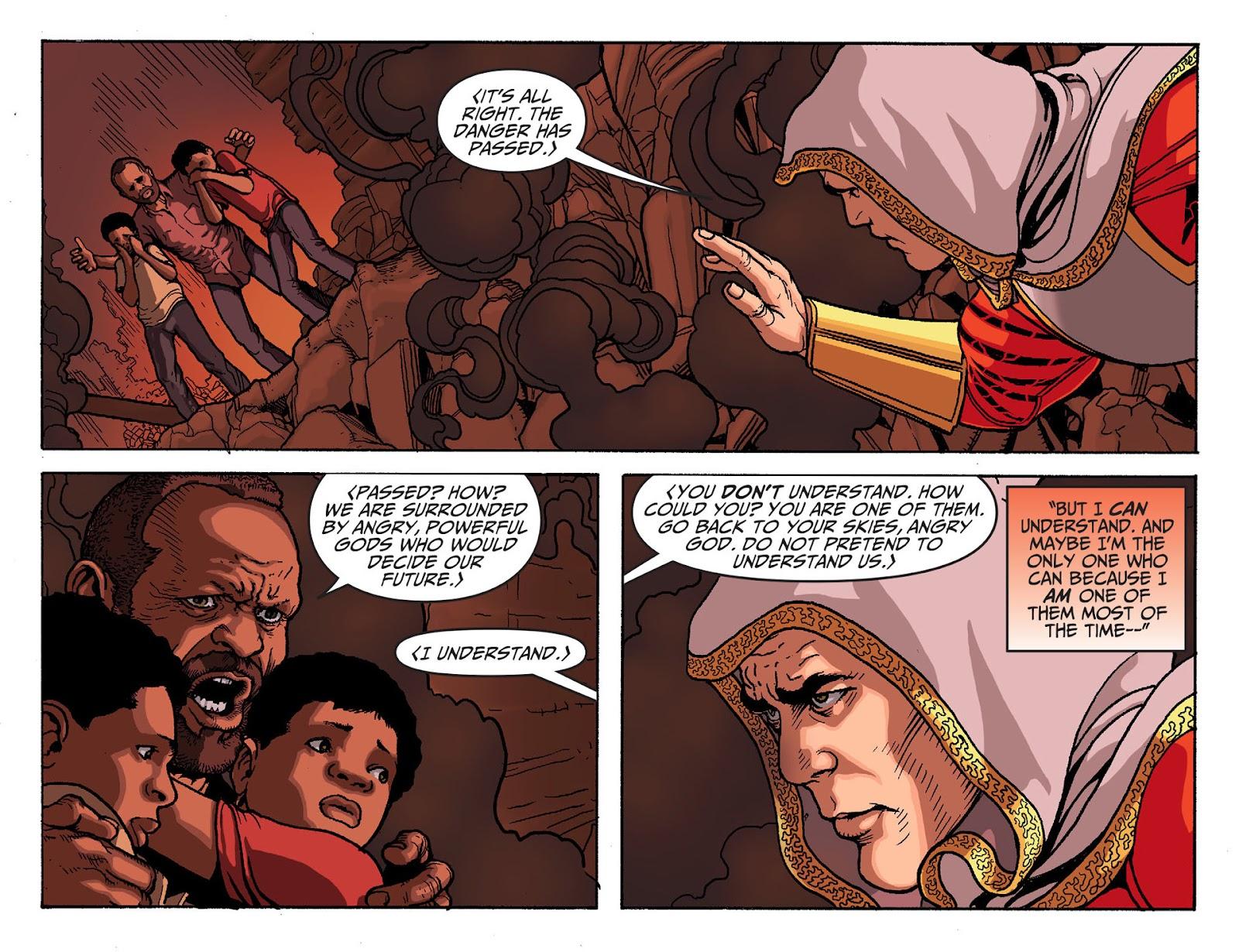 Injustice: Gods Among Us [I] Issue #19 #20 - English 20