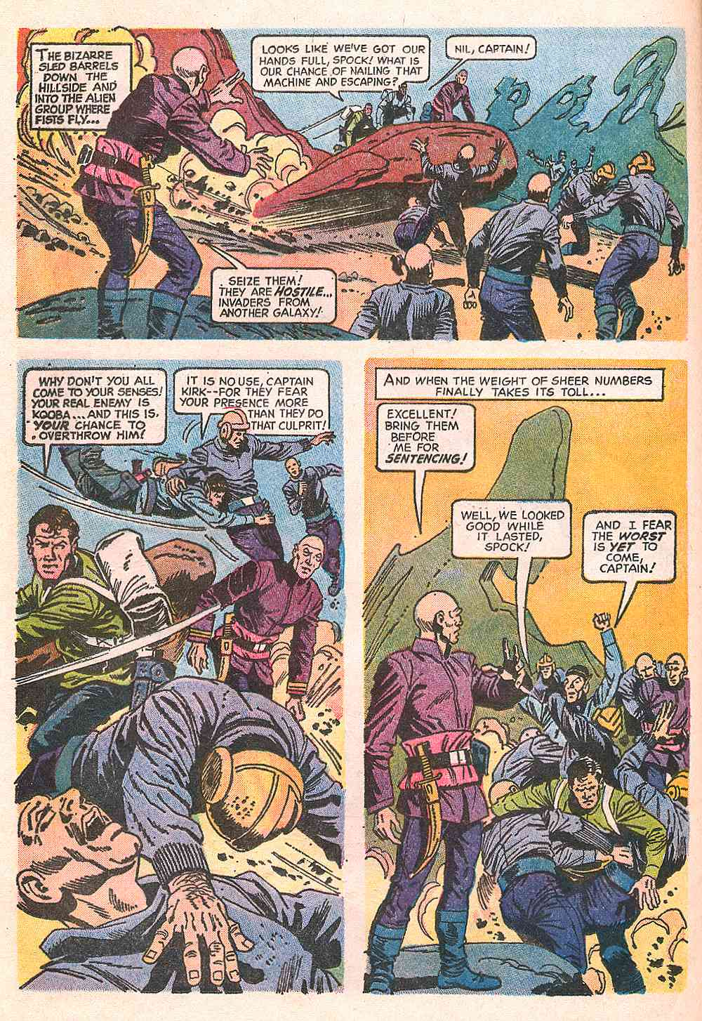 Star Trek (1967) Issue #8 #8 - English 15